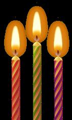 Kolme kynttilää