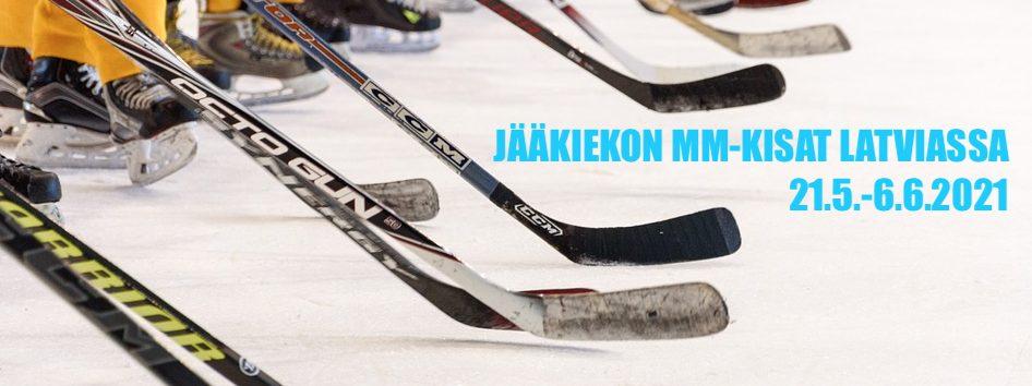 Jääkiekon MM-kisat Latviassa 2021